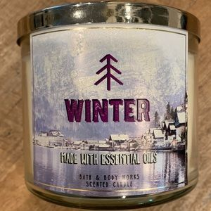 Winter Candle, NEW